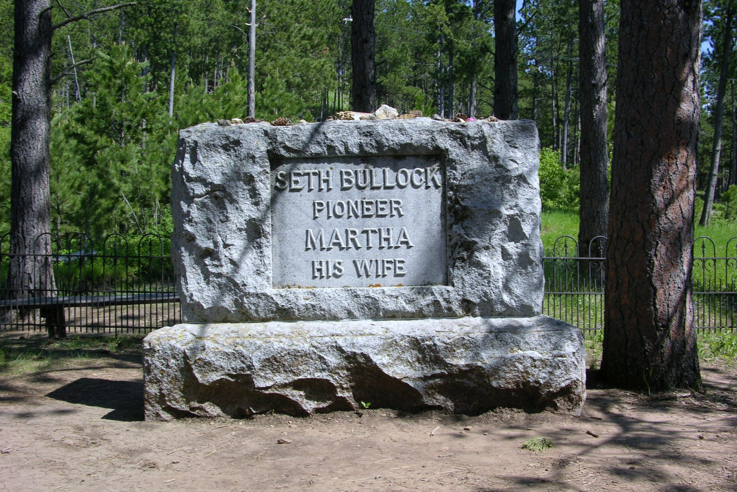 Engage in the exciting history of this part of the Northern Black Hills