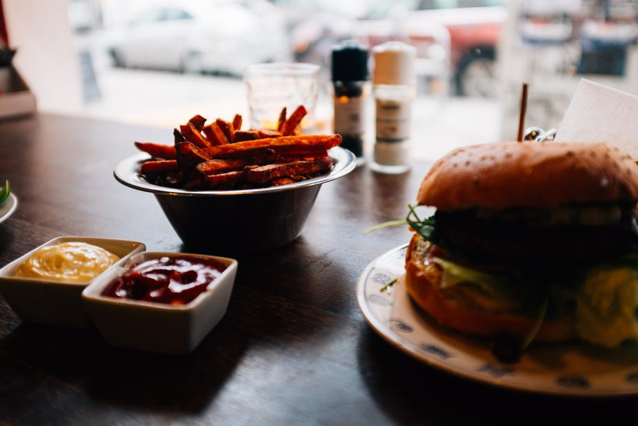 Naturally a burger and fries would make the list of Best Restaurants in Custer, SD!